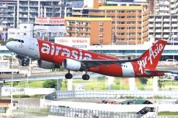 aki241012さんが、福岡空港で撮影したエアアジア・ジャパン A320-216の航空フォト(飛行機 写真・画像)