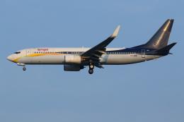 TIA spotterさんが、スワンナプーム国際空港で撮影したスパイスジェット 737-85Rの航空フォト(飛行機 写真・画像)