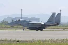 YouKeyさんが、千歳基地で撮影した航空自衛隊 F-15J Eagleの航空フォト(飛行機 写真・画像)