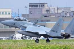 YouKeyさんが、千歳基地で撮影した航空自衛隊 F-15DJ Eagleの航空フォト(飛行機 写真・画像)