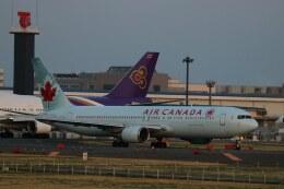 imosaさんが、成田国際空港で撮影したエア・カナダ 767-375/ERの航空フォト(飛行機 写真・画像)