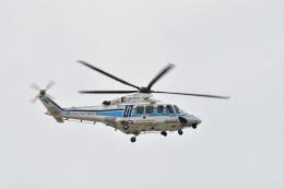 ひこ☆さんが、中部国際空港で撮影した海上保安庁 AW139の航空フォト(飛行機 写真・画像)