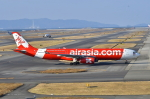 kix-booby2さんが、関西国際空港で撮影したタイ・エアアジア・エックス A330-343Xの航空フォト(飛行機 写真・画像)