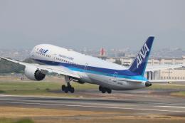 O.TAKUMAさんが、伊丹空港で撮影した全日空 787-9の航空フォト(飛行機 写真・画像)