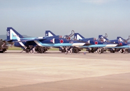 元青森人さんが、松島基地で撮影した航空自衛隊 T-2の航空フォト(飛行機 写真・画像)