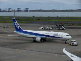 chappyさんが、羽田空港で撮影した全日空 767-381の航空フォト(飛行機 写真・画像)