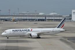 B747‐400さんが、関西国際空港で撮影したエールフランス航空 787-9の航空フォト(飛行機 写真・画像)