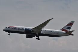 B747‐400さんが、関西国際空港で撮影したブリティッシュ・エアウェイズ 787-8 Dreamlinerの航空フォト(飛行機 写真・画像)