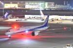B747‐400さんが、羽田空港で撮影した全日空 787-9の航空フォト(飛行機 写真・画像)