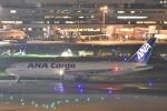 B747‐400さんが、羽田空港で撮影した全日空 767-381Fの航空フォト(飛行機 写真・画像)