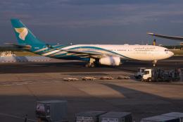 inyoさんが、フランクフルト国際空港で撮影したオマーン航空 A330-243の航空フォト(飛行機 写真・画像)