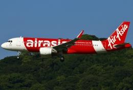 あしゅーさんが、福岡空港で撮影したエアアジア・ジャパン A320-216の航空フォト(飛行機 写真・画像)