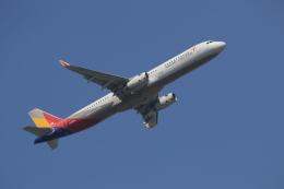 航空フォト:HL8018 アシアナ航空 A321