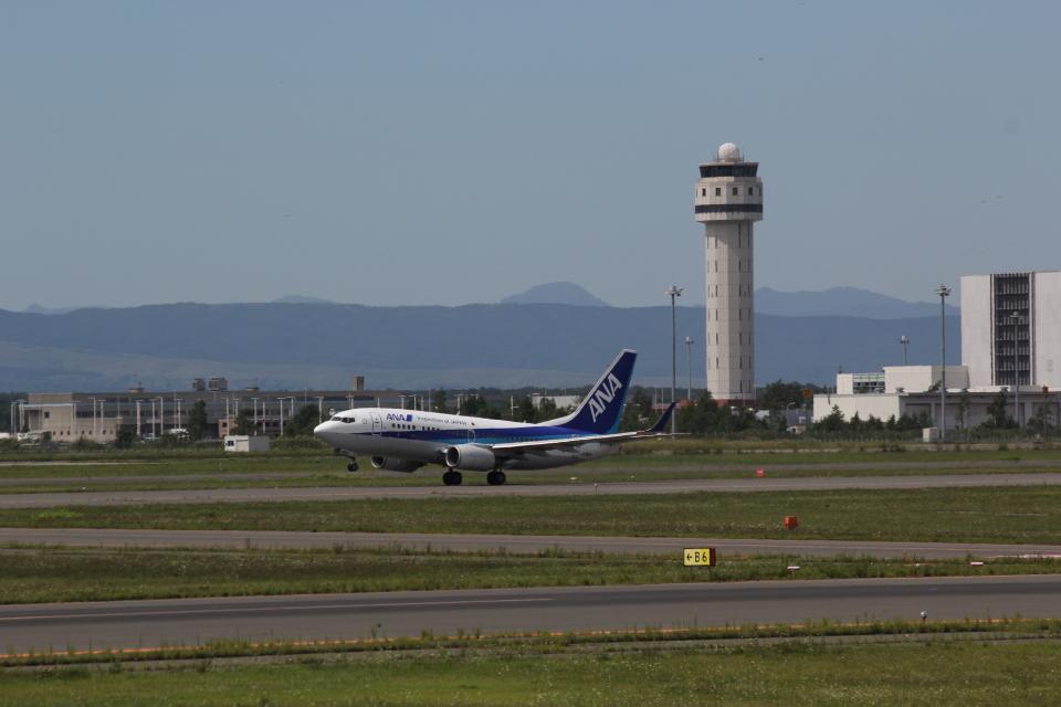 yuu@HKD/RJCHさんの全日空 Boeing 737-700 (JA18AN) 航空フォト