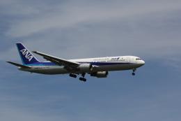 yuu@HKD/RJCHさんが、新千歳空港で撮影した全日空 767-381/ERの航空フォト(飛行機 写真・画像)