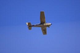 けいとパパさんが、東京都内上空で撮影した東京航空 172P Skyhawk IIの航空フォト(飛行機 写真・画像)