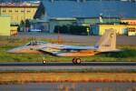 ちっとろむさんが、小松空港で撮影した航空自衛隊 F-15J Eagleの航空フォト(飛行機 写真・画像)
