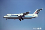 tassさんが、ロンドン・ガトウィック空港で撮影したエアUK BAe-146-300の航空フォト(飛行機 写真・画像)