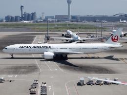 FT51ANさんが、羽田空港で撮影した日本航空 777-346/ERの航空フォト(飛行機 写真・画像)