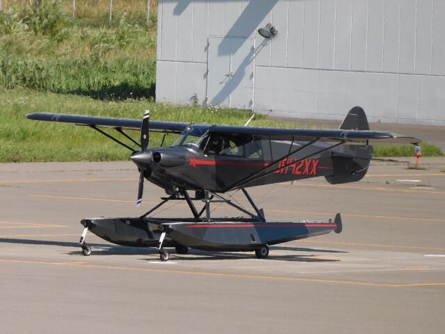 tetuさんが、札幌飛行場で撮影したニセコ・アビエーション CC19-180 XCubの航空フォト(飛行機 写真・画像)