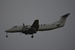 350JMさんが、横田基地で撮影したアメリカ空軍 C-12J (1900C-1)の航空フォト(飛行機 写真・画像)
