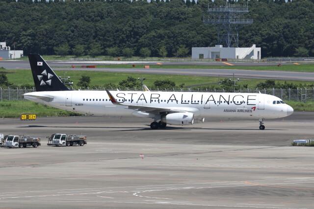 航空フォト:HL8071 アシアナ航空