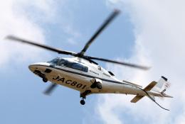 なごやんさんが、名古屋飛行場で撮影した日本法人所有 A109E Powerの航空フォト(飛行機 写真・画像)