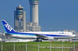 シグナス021さんが、羽田空港で撮影したエアージャパン 767-381/ERの航空フォト(飛行機 写真・画像)