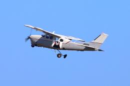 Kuuさんが、鹿児島空港で撮影した日本法人所有 P210N Pressurized Centurion IIの航空フォト(飛行機 写真・画像)