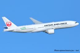 いおりさんが、羽田空港で撮影した日本航空 777-246/ERの航空フォト(飛行機 写真・画像)