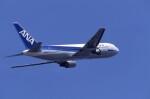 kumagorouさんが、仙台空港で撮影した全日空 767-281の航空フォト(飛行機 写真・画像)
