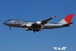 tassさんが、成田国際空港で撮影した日本航空 747-446F/SCDの航空フォト(飛行機 写真・画像)