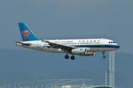 T.Sazenさんが、関西国際空港で撮影した中国南方航空 A319-132の航空フォト(飛行機 写真・画像)