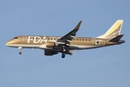 ドガースさんが、名古屋飛行場で撮影したフジドリームエアラインズ ERJ-170-200 (ERJ-175STD)の航空フォト(飛行機 写真・画像)