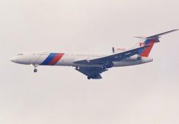 かぐさんが、成田国際空港で撮影したスロバキア政府 Tu-154Mの航空フォト(飛行機 写真・画像)