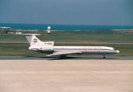 かぐさんが、新潟空港で撮影した中国西北航空 Tu-154Mの航空フォト(飛行機 写真・画像)