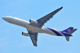 amagoさんが、スワンナプーム国際空港で撮影したタイ国際航空 A330-343Xの航空フォト(飛行機 写真・画像)