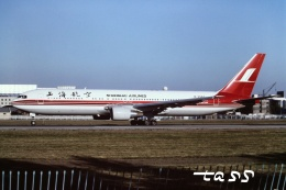 tassさんが、北京首都国際空港で撮影した上海航空 767-36Dの航空フォト(飛行機 写真・画像)