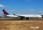 tassさんが、成田国際空港で撮影したデルタ航空 A330-323Xの航空フォト(飛行機 写真・画像)