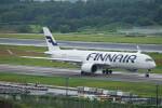 ちゃぽんさんが、成田国際空港で撮影したフィンエアー A350-941の航空フォト(飛行機 写真・画像)