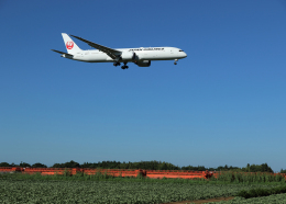 tuckerさんが、成田国際空港で撮影した全日空 787-9の航空フォト(飛行機 写真・画像)