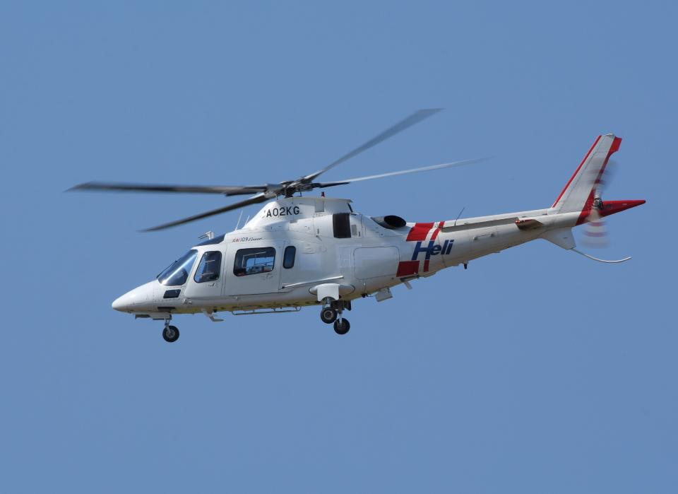 Dreamer-K'さんの日本個人所有 Agusta A109 (JA02KG) 航空フォト