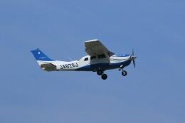 marariaさんが、青森空港で撮影した共立航空撮影 T206H Turbo Stationairの航空フォト(飛行機 写真・画像)
