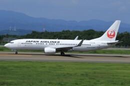 marariaさんが、青森空港で撮影した日本航空 737-846の航空フォト(飛行機 写真・画像)