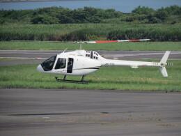F.YUKIHIDEさんが、岡南飛行場で撮影した雄飛航空 505 Jet Ranger Xの航空フォト(飛行機 写真・画像)