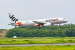 KAMIYA JASDFさんが、成田国際空港で撮影したジェットスター・ジャパン A320-232の航空フォト(飛行機 写真・画像)