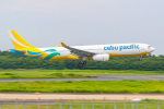 KAMIYA JASDFさんが、成田国際空港で撮影したセブパシフィック航空 A330-343Xの航空フォト(飛行機 写真・画像)