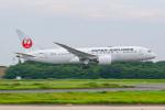 KAMIYA JASDFさんが、成田国際空港で撮影した日本航空 787-8 Dreamlinerの航空フォト(飛行機 写真・画像)