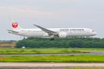 KAMIYA JASDFさんが、成田国際空港で撮影した日本航空 787-9の航空フォト(飛行機 写真・画像)