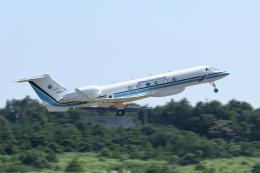 Gripen-YNさんが、能登空港で撮影した海上保安庁 G-V Gulfstream Vの航空フォト(飛行機 写真・画像)